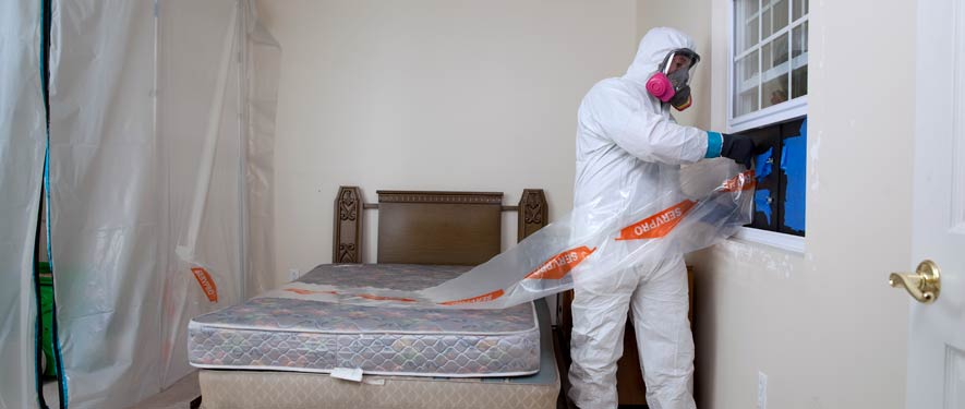 Reidsville, NC biohazard cleaning
