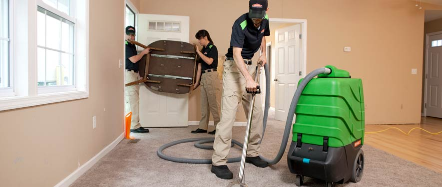 Reidsville, NC residential restoration cleaning